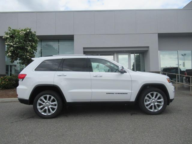 2017 Jeep Grand Cherokee Limited (Stk: EE892210) in Surrey - Image 8 of 26