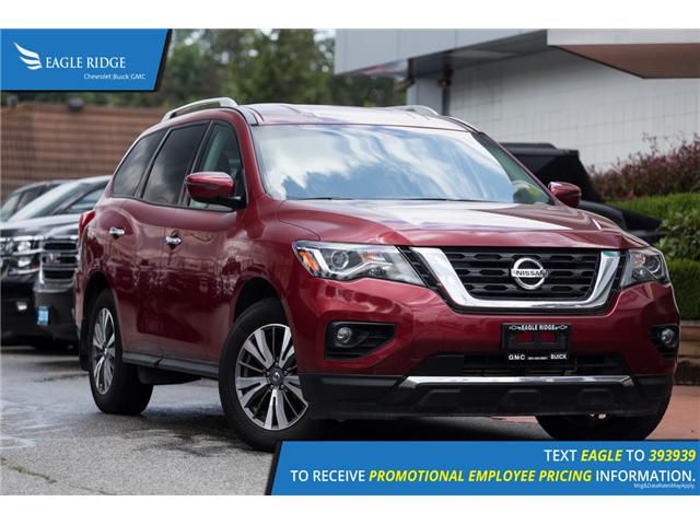 2017 Nissan Pathfinder SV (Stk: 178416) in Coquitlam - Image 1 of 22