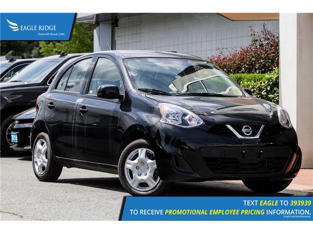 2016 Nissan Micra  (Stk: 168802) in Coquitlam - Image 1 of 17