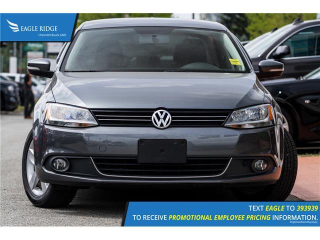 2012 Volkswagen Jetta 2.0 TDI Comfortline (Stk: 128018) in Coquitlam - Image 2 of 16