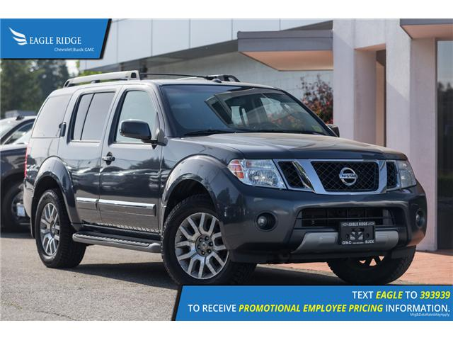 2010 Nissan Pathfinder  (Stk: 108741) in Coquitlam - Image 1 of 22