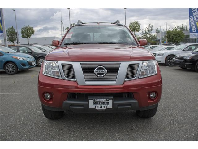 2016 Nissan Frontier PRO-4X (Stk: H558227A) in Abbotsford - Image 2 of 27