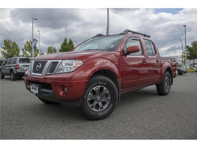 2016 Nissan Frontier PRO-4X (Stk: H558227A) in Abbotsford - Image 3 of 27