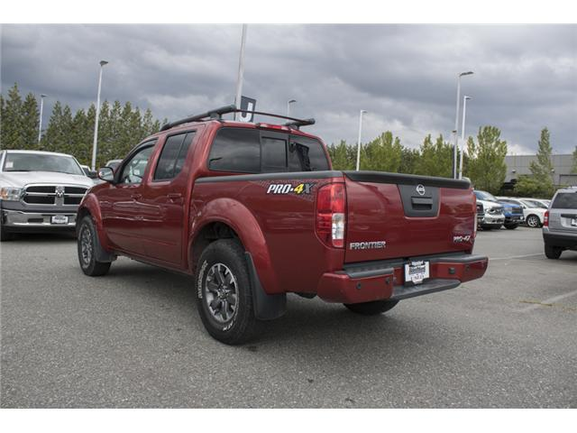 2016 Nissan Frontier PRO-4X (Stk: H558227A) in Abbotsford - Image 6 of 27