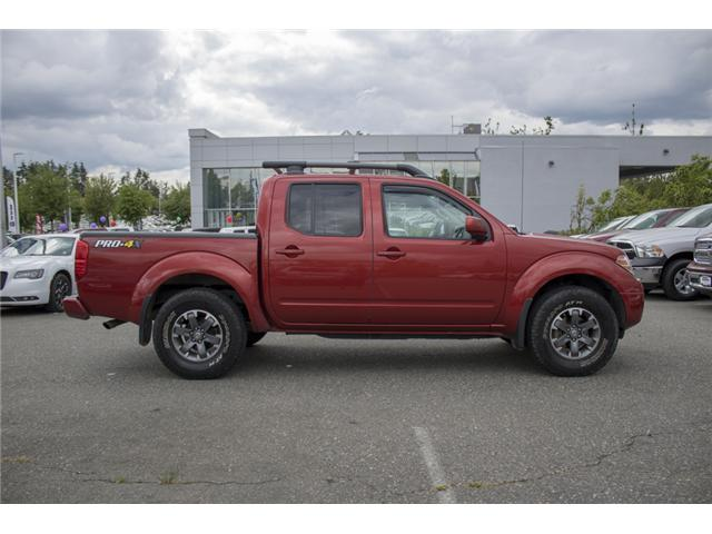 2016 Nissan Frontier PRO-4X (Stk: H558227A) in Abbotsford - Image 9 of 27
