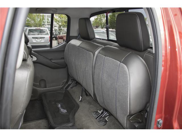 2016 Nissan Frontier PRO-4X (Stk: H558227A) in Abbotsford - Image 14 of 27