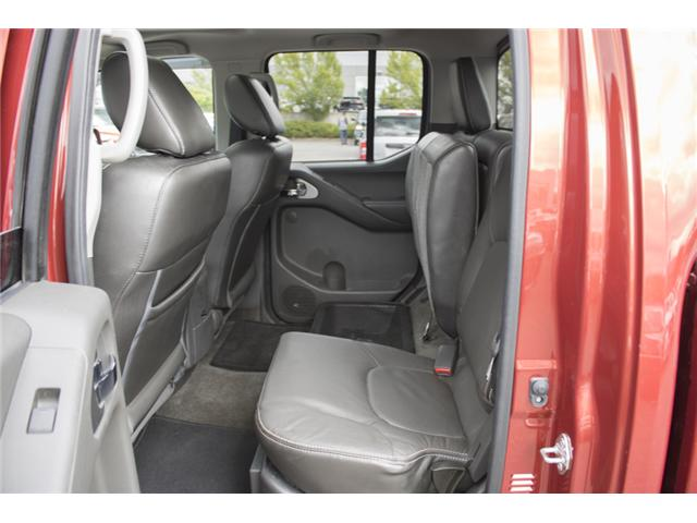 2016 Nissan Frontier PRO-4X (Stk: H558227A) in Abbotsford - Image 15 of 27