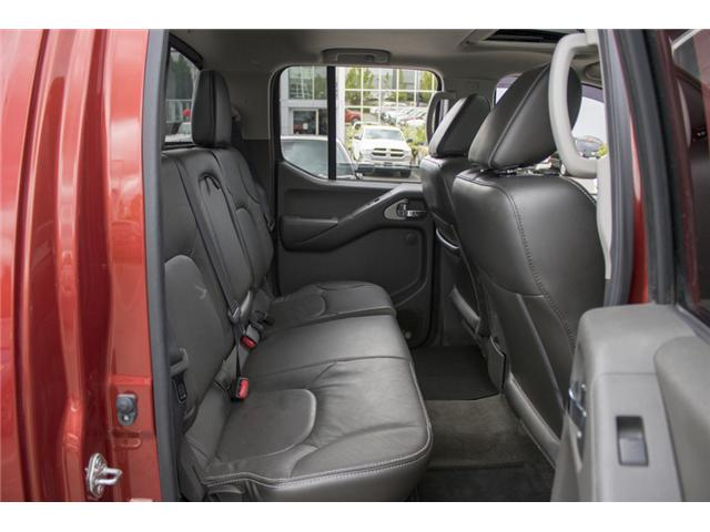 2016 Nissan Frontier PRO-4X (Stk: H558227A) in Abbotsford - Image 16 of 27