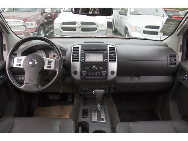 2016 Nissan Frontier PRO-4X (Stk: H558227A) in Abbotsford - Image 19 of 27