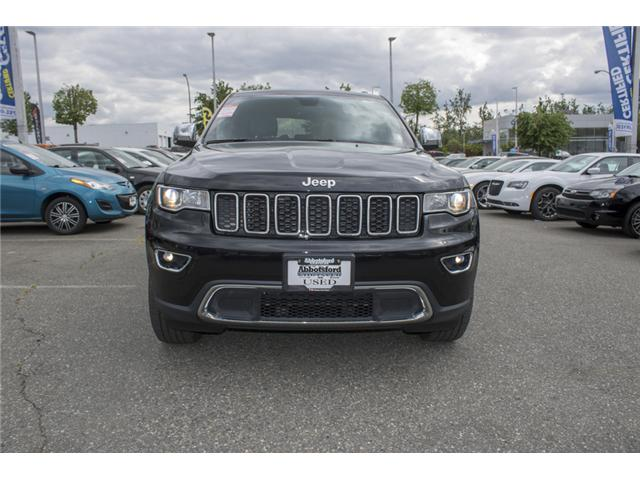 2018 Jeep Grand Cherokee Limited (Stk: AB0735) in Abbotsford - Image 2 of 27
