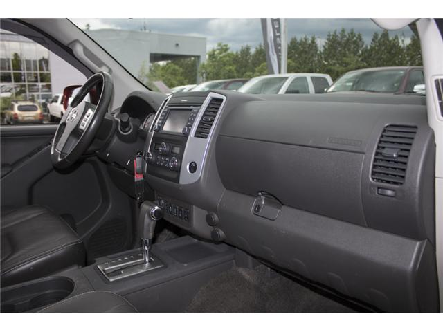2016 Nissan Frontier PRO-4X (Stk: H558227A) in Abbotsford - Image 20 of 27
