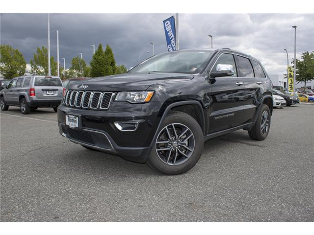 2018 Jeep Grand Cherokee Limited (Stk: AB0735) in Abbotsford - Image 3 of 27
