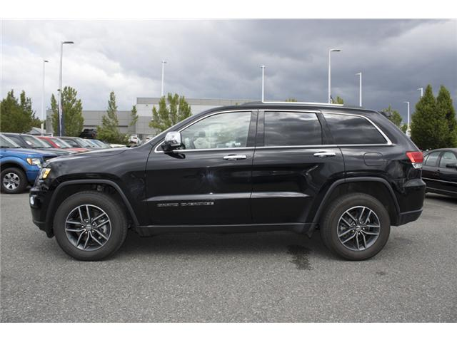 2018 Jeep Grand Cherokee Limited (Stk: AB0735) in Abbotsford - Image 4 of 27