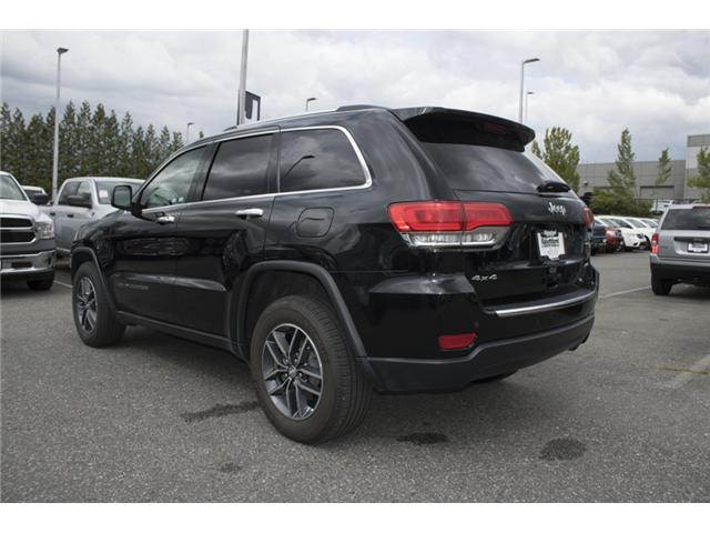 2018 Jeep Grand Cherokee Limited (Stk: AB0735) in Abbotsford - Image 5 of 27