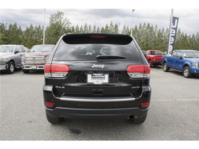 2018 Jeep Grand Cherokee Limited (Stk: AB0735) in Abbotsford - Image 6 of 27