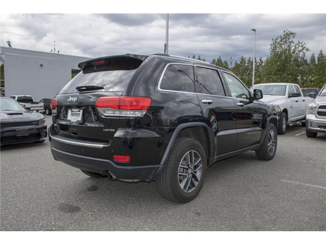 2018 Jeep Grand Cherokee Limited (Stk: AB0735) in Abbotsford - Image 7 of 27