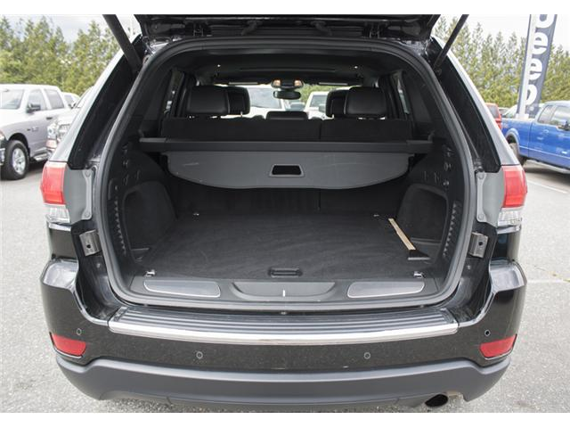 2018 Jeep Grand Cherokee Limited (Stk: AB0735) in Abbotsford - Image 9 of 27