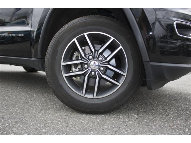 2018 Jeep Grand Cherokee Limited (Stk: AB0735) in Abbotsford - Image 10 of 27