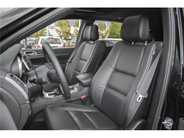 2018 Jeep Grand Cherokee Limited (Stk: AB0735) in Abbotsford - Image 13 of 27