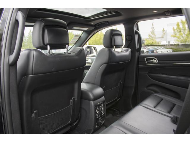 2018 Jeep Grand Cherokee Limited (Stk: AB0735) in Abbotsford - Image 15 of 27