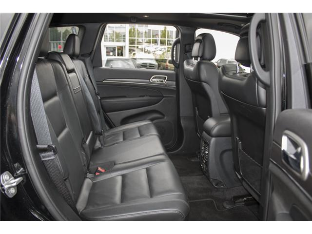 2018 Jeep Grand Cherokee Limited (Stk: AB0735) in Abbotsford - Image 16 of 27