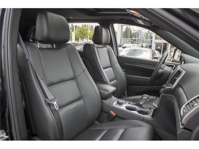 2018 Jeep Grand Cherokee Limited (Stk: AB0735) in Abbotsford - Image 17 of 27