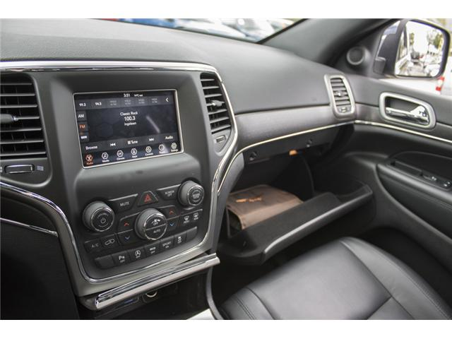 2018 Jeep Grand Cherokee Limited (Stk: AB0735) in Abbotsford - Image 21 of 27