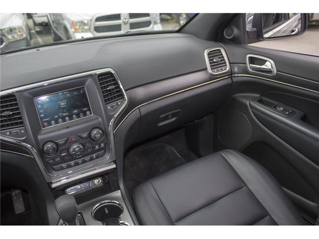 2018 Jeep Grand Cherokee Limited (Stk: AB0735) in Abbotsford - Image 22 of 27