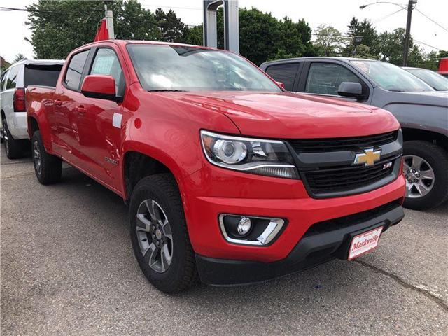 2018 Chevrolet Colorado Z71 (Stk: 288391) in Markham - Image 1 of 5
