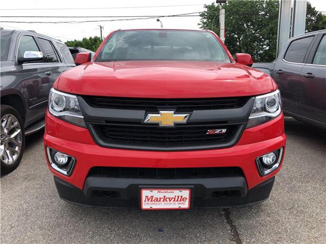 2018 Chevrolet Colorado Z71 (Stk: 288391) in Markham - Image 2 of 5