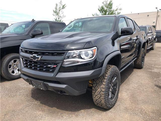 2018 Chevrolet Colorado ZR2 (Stk: 274483) in Markham - Image 1 of 5