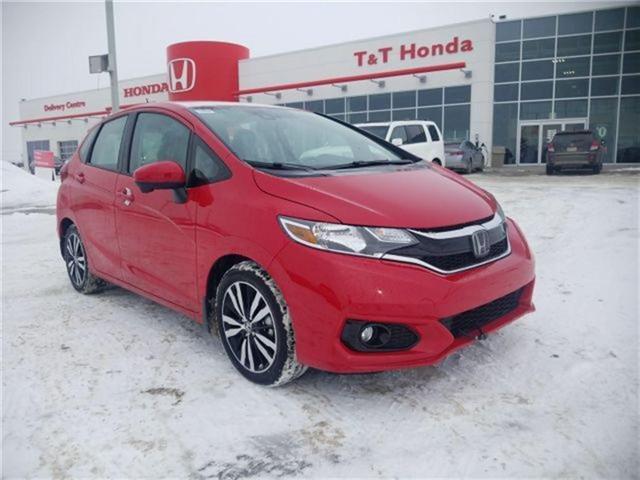 2018 Honda Fit EX (Stk: 2180604) in Calgary - Image 1 of 9