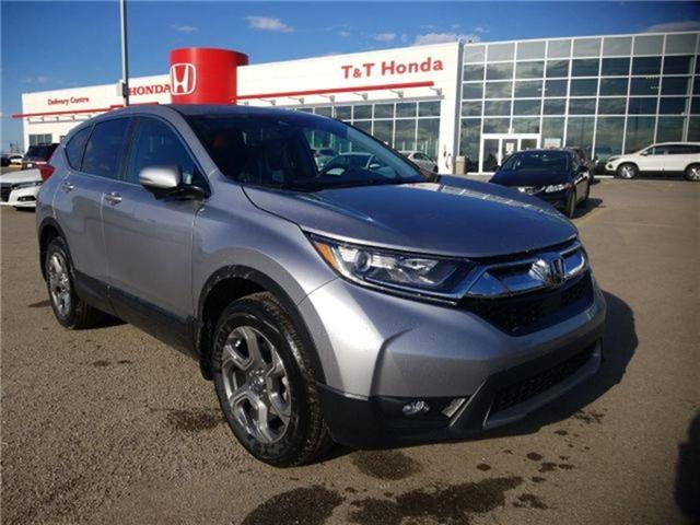 2018 Honda CR-V EX (Stk: 2180938) in Calgary - Image 1 of 9