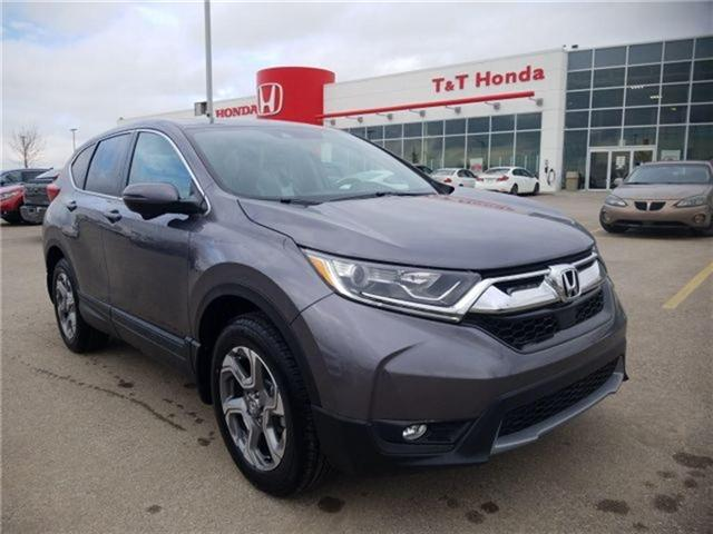 2018 Honda CR-V EX (Stk: 2180944) in Calgary - Image 1 of 9
