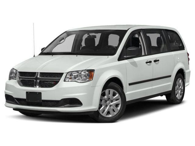 2018 Dodge Grand Caravan Crew (Stk: J314042) in Surrey - Image 1 of 9