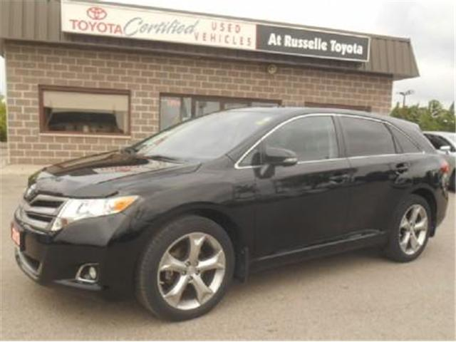 2013 Toyota Venza Base V6 (Stk: D80711) in Peterborough - Image 1 of 10