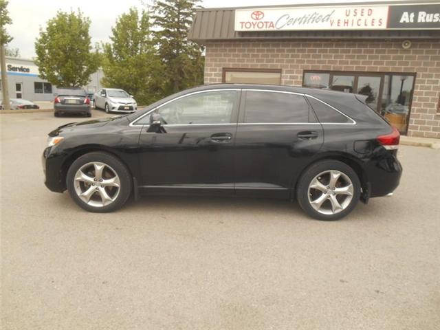 2013 Toyota Venza Base V6 (Stk: D80711) in Peterborough - Image 2 of 10