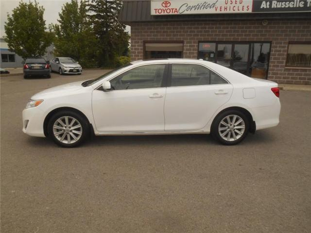 2012 Toyota Camry XLE V6 (Stk: D80691) in Peterborough - Image 2 of 10
