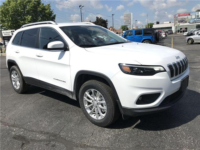 2019 Jeep Cherokee North (Stk: 1977) in Windsor - Image 1 of 11