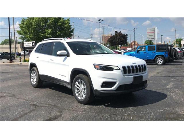 2019 Jeep Cherokee North (Stk: 1977) in Windsor - Image 2 of 11