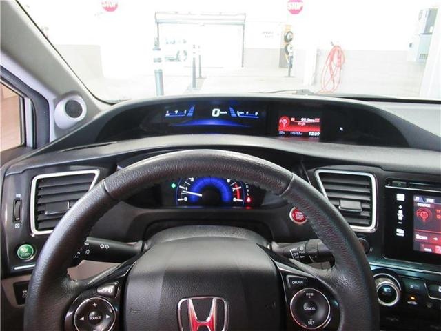 2015 Honda Civic EX (Stk: 15025AB) in Toronto - Image 5 of 18