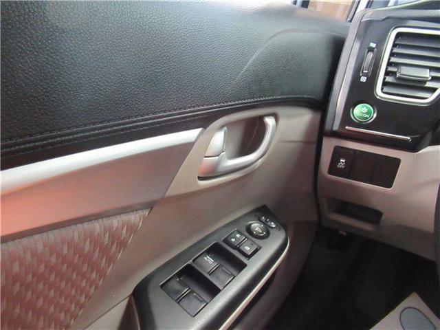 2015 Honda Civic EX (Stk: 15025AB) in Toronto - Image 6 of 18