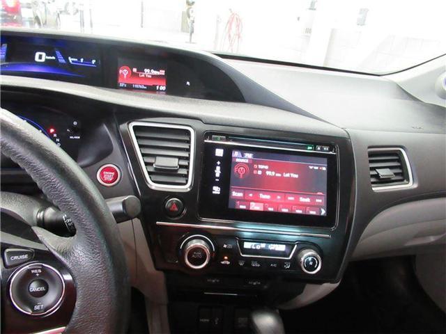 2015 Honda Civic EX (Stk: 15025AB) in Toronto - Image 7 of 18