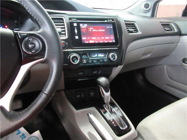 2015 Honda Civic EX (Stk: 15025AB) in Toronto - Image 8 of 18