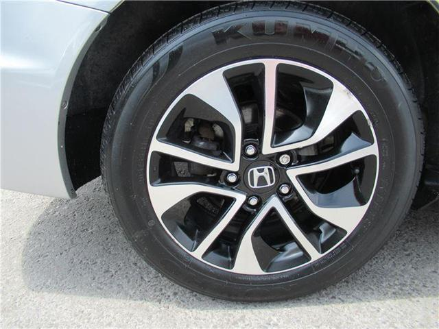 2015 Honda Civic EX (Stk: 15025AB) in Toronto - Image 14 of 18