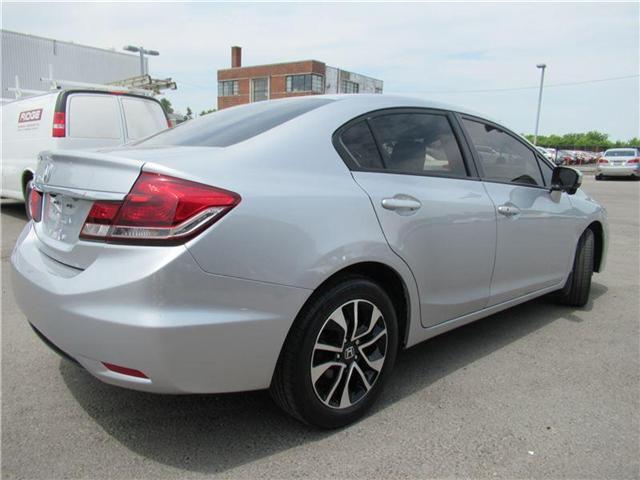 2015 Honda Civic EX (Stk: 15025AB) in Toronto - Image 15 of 18