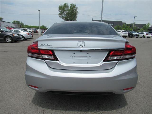 2015 Honda Civic EX (Stk: 15025AB) in Toronto - Image 16 of 18