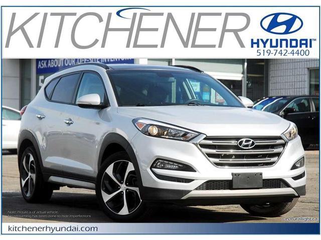 2017 Hyundai Tucson SE (Stk: OP3750) in Kitchener - Image 1 of 15