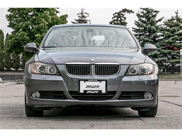 2007 BMW 328 xi (Stk: U4809A) in Mississauga - Image 2 of 18