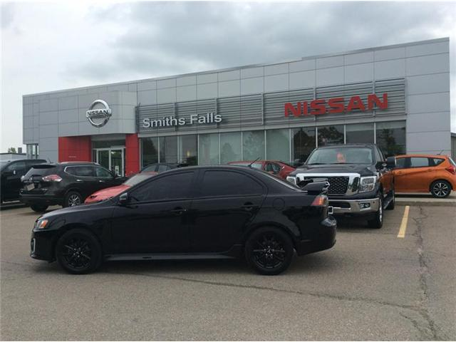 2017 Mitsubishi Lancer  (Stk: 18-194A) in Smiths Falls - Image 1 of 13
